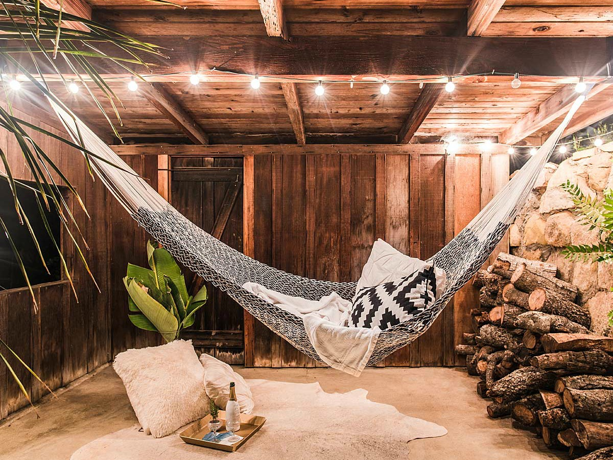 Do Good Cotton Hammock | UncommonGoods