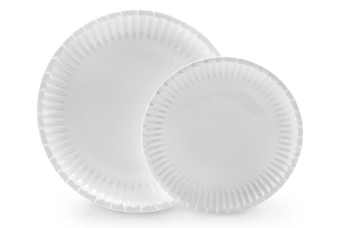 Porcelain Paper Plate Set | UncommonGoods