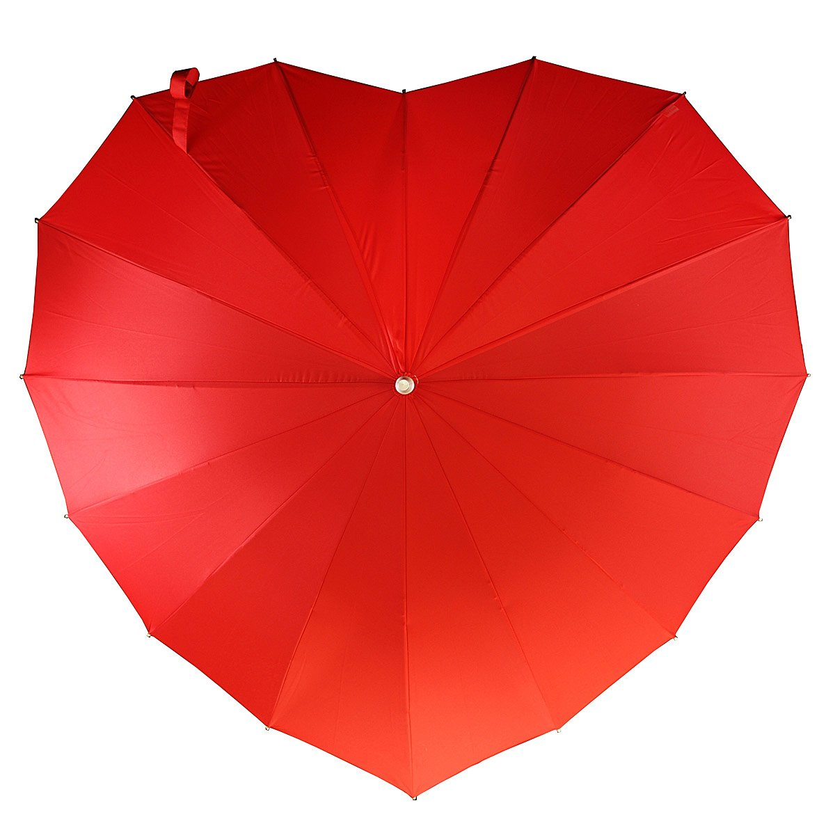 Crimson Heart Umbrella