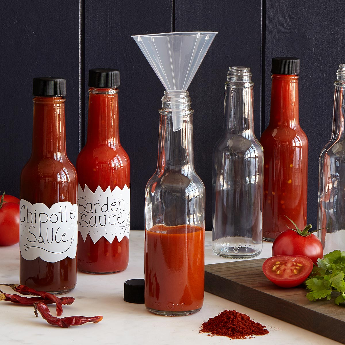 1 DIY Hot Sauce For Your Favorite Foodie