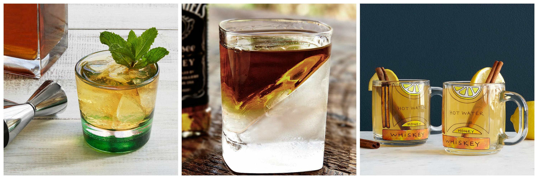 Shamrock Glasses, Whiskey Wedge, Hot Toddy Glasses