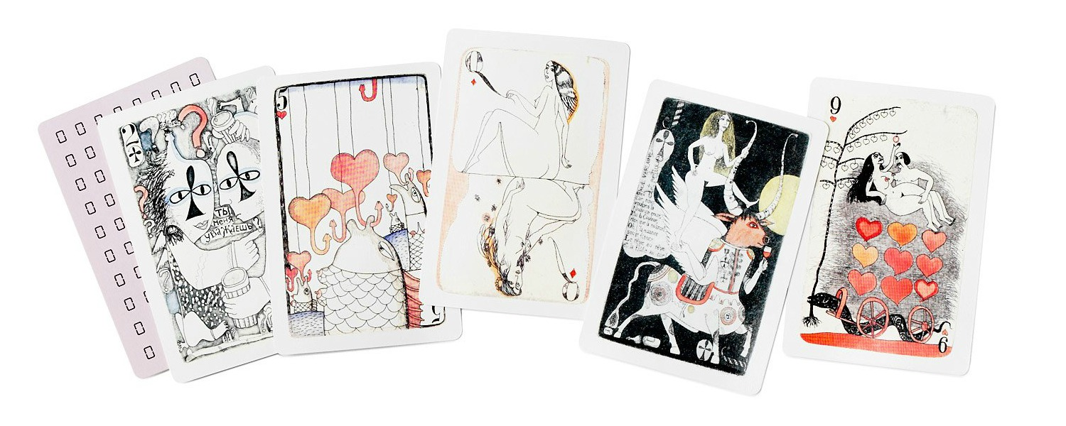 Art Card Deck | UncommonGoods