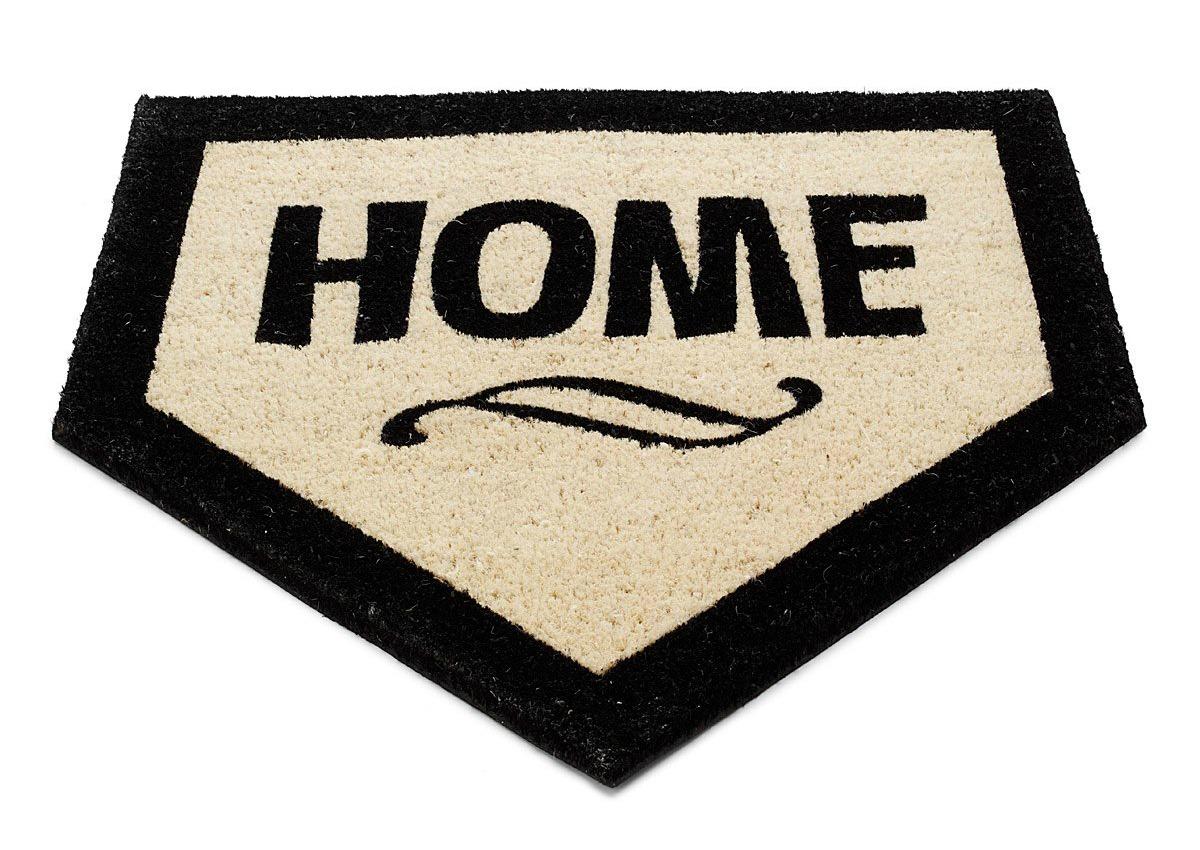 Home Plate Doormat | UncommonGoods