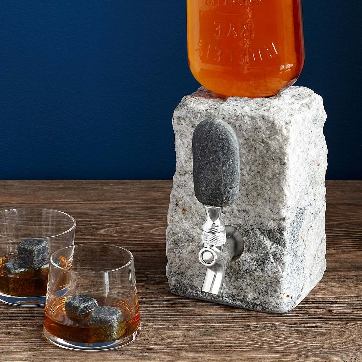 Stone Drink Dispenser   UncommonGoods