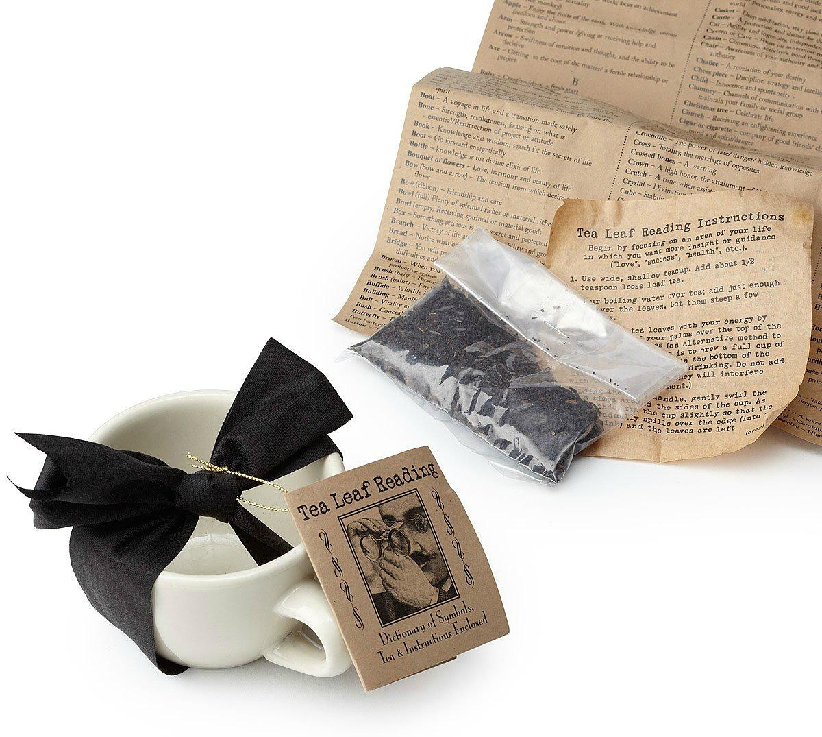 Tea Leaf Reading Kit | UncommonGoods