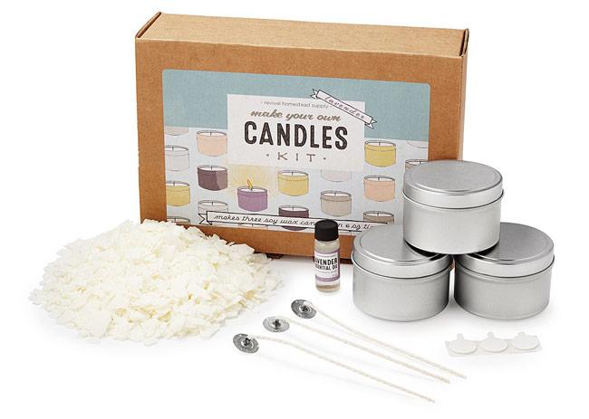 DIY Candle Making Kit | UncommonGoods