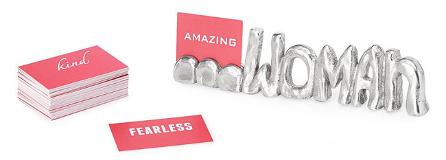 Amazing Woman Paperweight | UncommonGoods