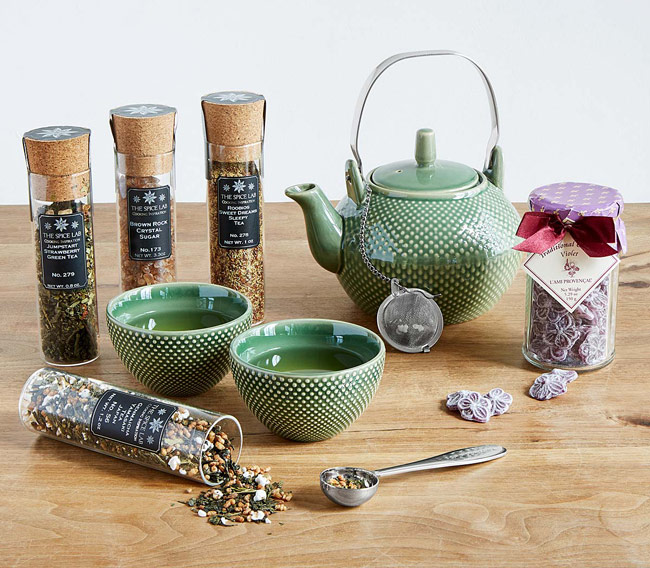 Tea for Two Gift Box | UncommonGoods