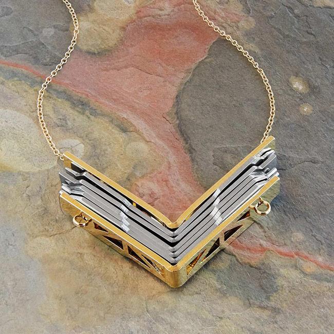 Tulry Utility Necklace | UncommonGoods