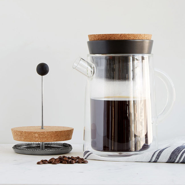 Manual Three-in-One Coffee Maker | UncommonGoods