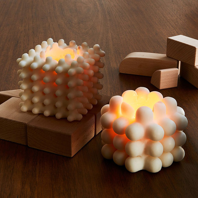 Architectural Candles | UncommonGoods