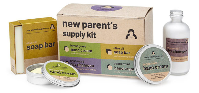 New Parent's Supply Kit | UncommonGoods
