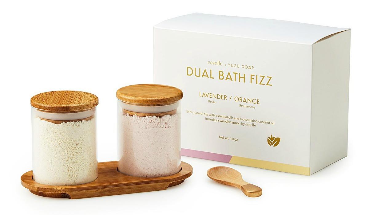 Bath Fizz Serenity Set | UncommonGoods