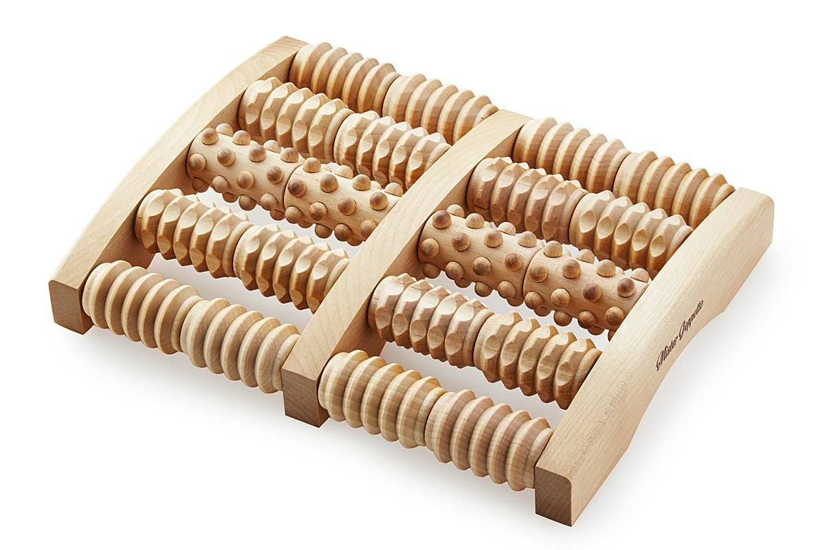 Handmade Wooden Foot Massager | UncommonGoods
