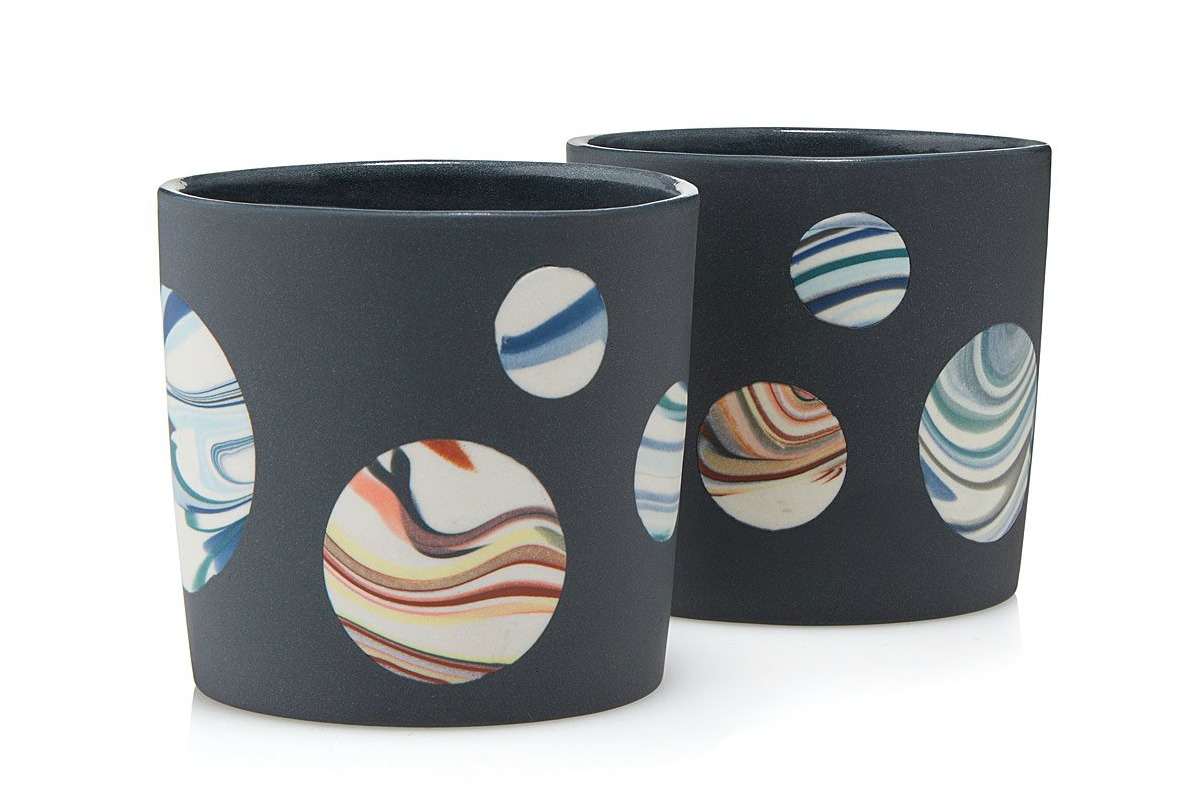 Planetary Cups - Set of 2 | UncommonGoods
