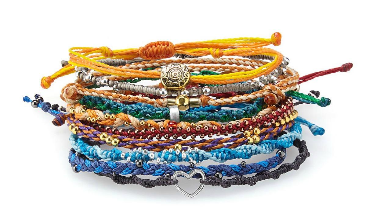 Celestial Style How We Designed Our New Handmade Bracelets