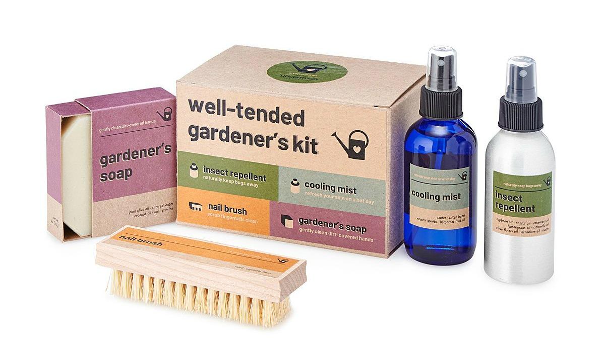 Well-Tended Gardener's Kit | UncommonGoods