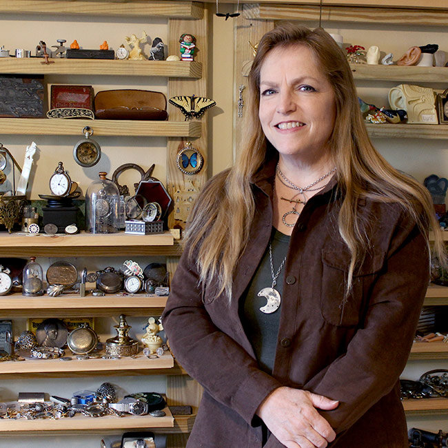Jewelry Designer and Artist Sue Beatrice | UncommonGoods