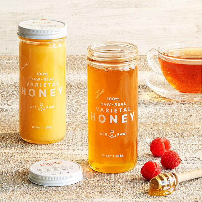 American Northeast Honey Set | UncommonGoods