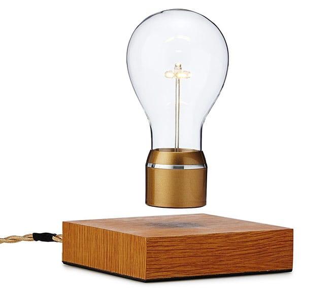 The Levitating Lightbulb | UncommonGoods