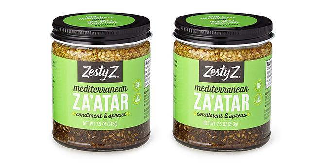 Mediterranean Za'atar Condiment | UncommonGoods