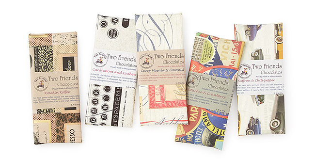 World of Flavor Chocolate Bars | UncommonGoods