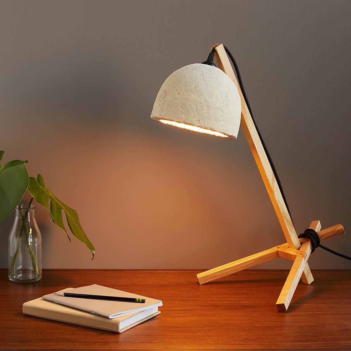 The Mushroom Lamp | UncommonGoods