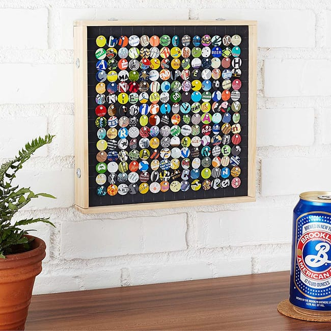Beer Lover's Moving Mosaic | UncommonGoods