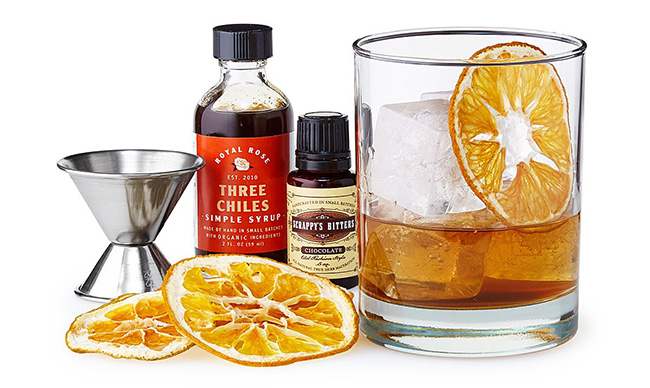 Spiced Old Fashioned Cocktail Kit | UncommonGoods