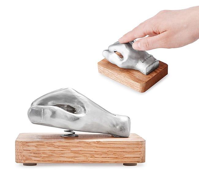 Knock on Wood Knocker | UncommonGoods