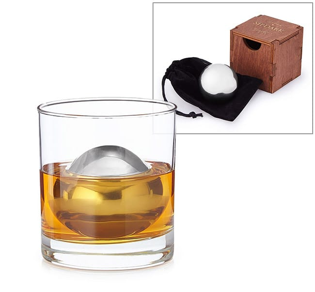 The Whiskey Sphere | UncommonGoods