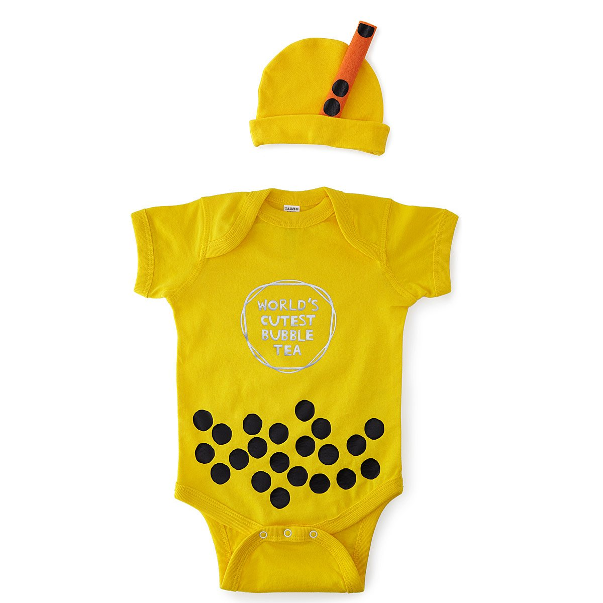 Bubble Tea Babysuit | UncommonGoods