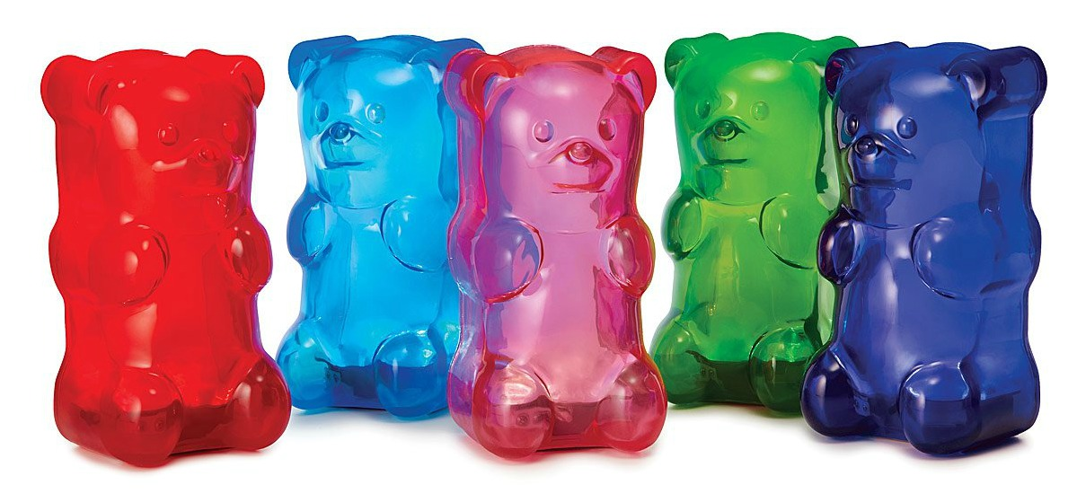 Gummy Bear Lights | UncommonGoods