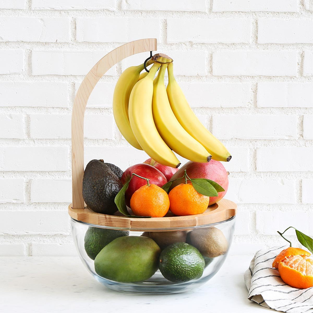 Just Ripe Fruit Bowl | UncommonGoods
