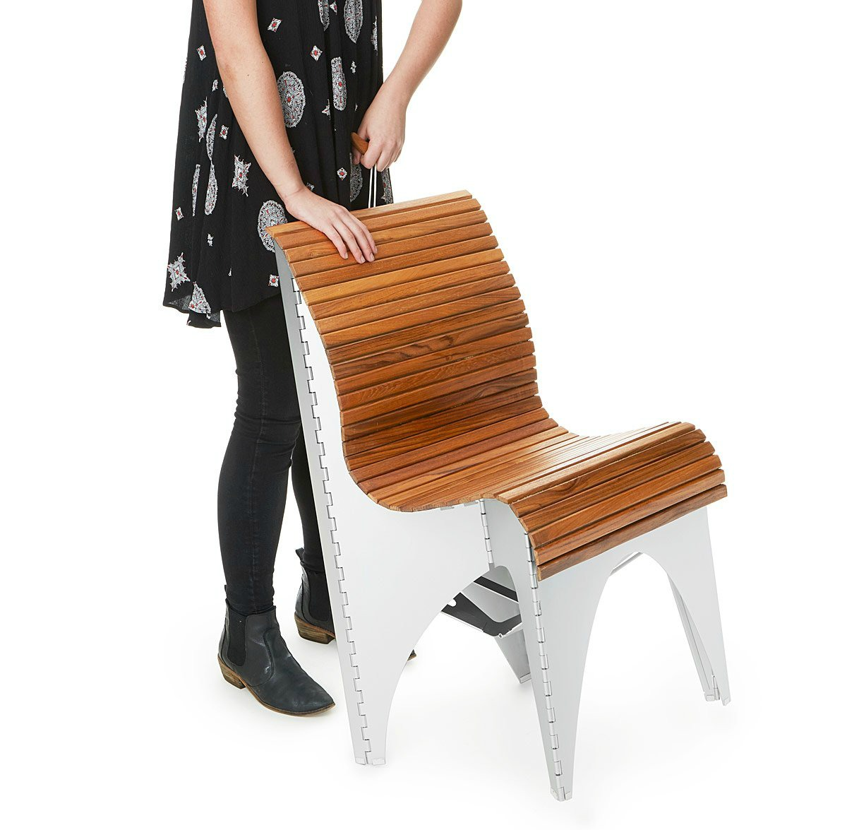Shape-Shifting Ollie Chair | UncommonGoods