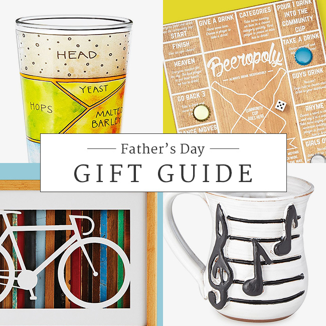 Father's Day Gifts You Can Only Get at UncommonGoods