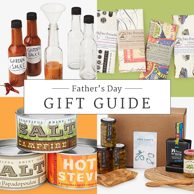13 Tasty Gifts for the Dad Who's Got It All | UncommonGoods