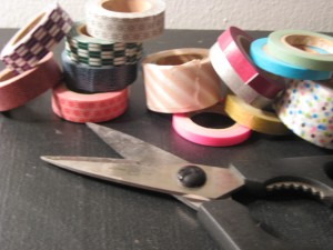 Japanese Paper Decorative Masking Tape