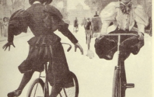 The Historical Conquests of the Bicycle