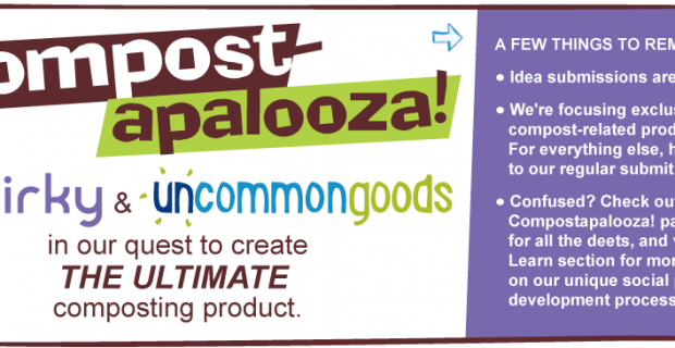 Compostapalooza — it's on!