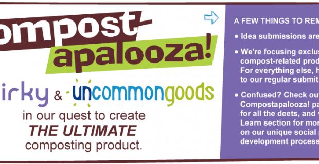 Compostapalooza — It's Feedback Time!