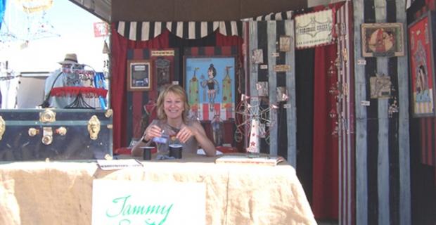 Congrats to artist Tammy Smith!