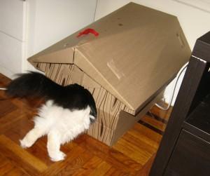 Cat Chalet