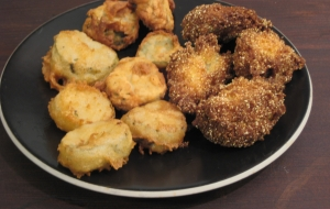 Uncommon Recipe: Fried Pickles