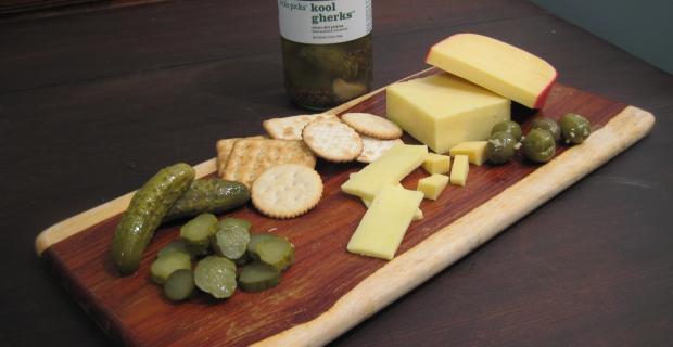 Uncommon Recipe: A Pickled Picnic