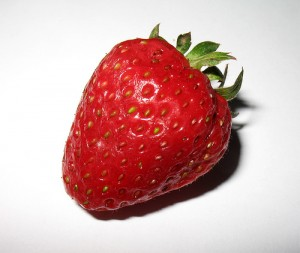 Strawberry image by Bahadorjn, posted under a Creative Commons License