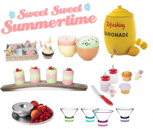 Sweet Treats for Summer