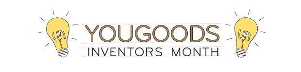 YouGoods Inventors Month Design Challenge