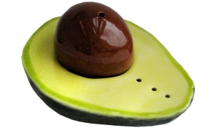 This Just In: Avocado Salt & Pepper Shakers