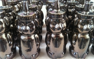 Yes, Mom. There is honey in my hair.